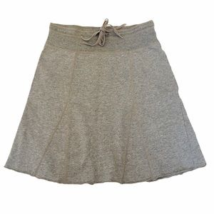 JACOB CONNECTION Grey Jersey Knit Casual Skirt XS